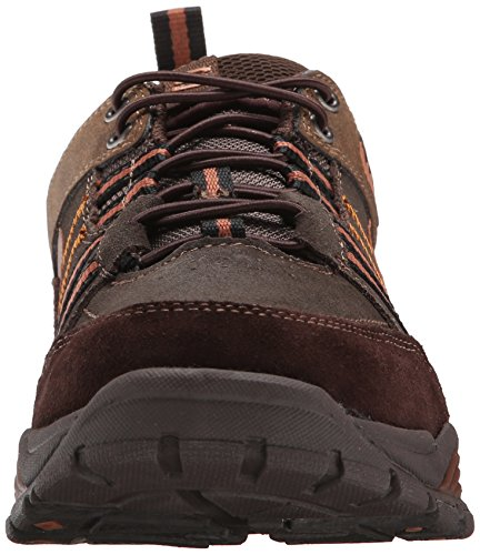 Skechers Usa Heren Trexman Gurman Oxford Bruin