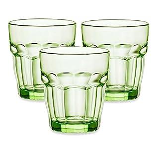 Bormioli Rocco Rock Bar Lounge Rocks Glasses, Mint, Set of 6 (B00B97U026) | Amazon price tracker / tracking, Amazon price history charts, Amazon price watches, Amazon price drop alerts