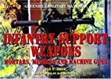 Infantry Support Weapons, Ian V. Hogg, 1853674842