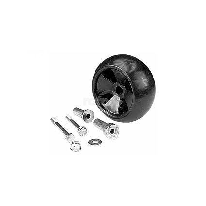 Replacement Lawn Mower Wheel Kit for John Deere # AM116299
