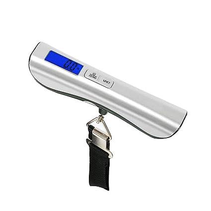 2b8e72e38772 Amazon.com: SKATEGY Portable Digital Electronic Luggage Scale ...