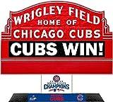 : Wrigley Field Chicago Cubs StandZ Photo Desktop Display