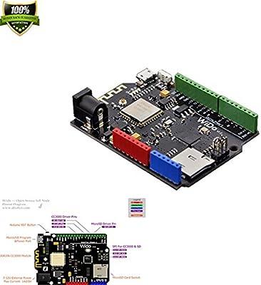 Wido – abierto fuente IOT nodo (Arduino Compatible)/aplicación M2 ...