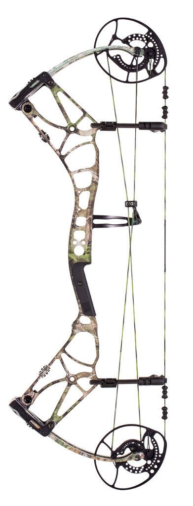 Bear Archery Moment Lh 45-60 Realtree Xtra Green A7Mm20006L