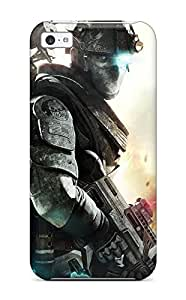 CaseyKBrown Fashion Protective Tom Clancy's Ghost Recon Future Soldier Case Cover For Iphone 5c