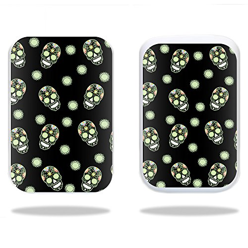 MightySkins Skin For HP Sprocket – Nighttime Skulls Protective, Durable, and Unique Vinyl Decal wrap cover | Easy To Apply, Remove, and Change Styles | Made in the USA (Sprocket Skull)