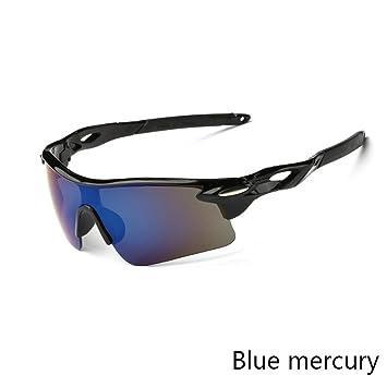 Fancylande gafas de ciclismo, ciclismo gafas de sol bicicleta ...