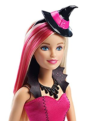 Barbie Halloween Witch Doll from Mattel