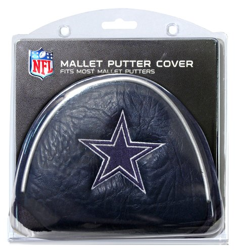 NFL Dallas Cowboys Golf Mallet Putter Cover - Dallas Cowboys Store