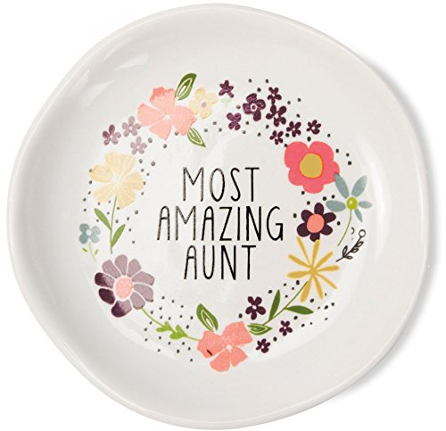 Love You More by Amylee Weeks Mini Jewelry Dish Amazing Aunt Gift Packaging by Love You More by Amylee Weeks