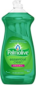 Palmolive Essential Clean Liquid Dish Soap, Original - 28 Fluid Ounce