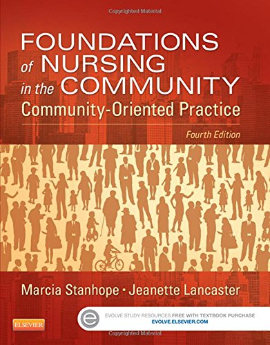 Foundations of Nursing in the Community: Community-Oriented Practice, 4e by Brand: Mosby