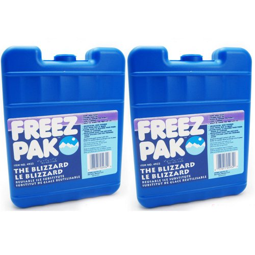 ATB 2 Blizzard Reusable Cold Ice Gel Compress Pack Instan...