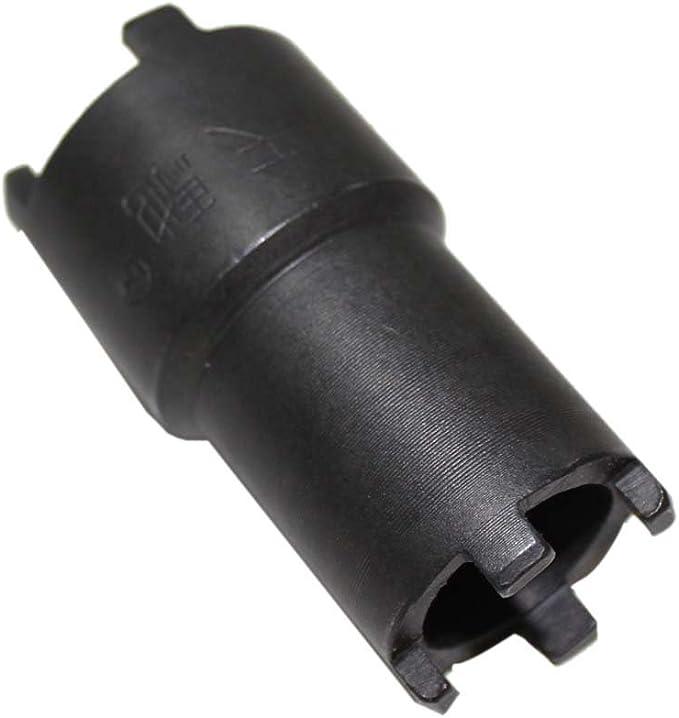 Oxoxo 20 Mm 24 Mm Clutch Lock Nut Tool Spanner Socket For Honda Crf50 Xr200 Xr200r Xr250l Xr250r Replace 07716 0020100 07vma Mbb0100 White Garten