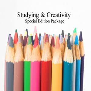Studying & Creativity Hypnosis Special Edition Audio Package Speech