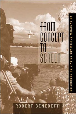 From Concept to Screen: An Overview of Film and Television Production