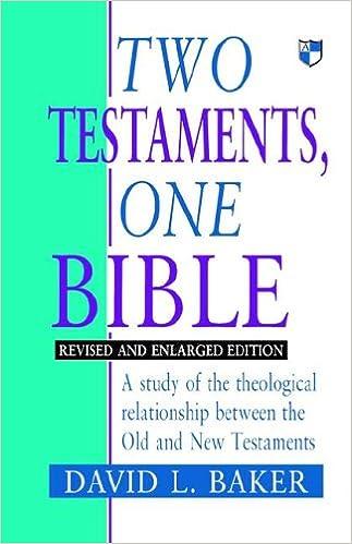 Utorrent Descargar En Español Two Testaments, One Bible Directa PDF