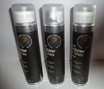 3 Jumbo de latas hairfor2 pelo crecepelo Spray 400 ml: Amazon.es: Salud y cuidado personal