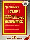 CLEP Mathematics, Jack Rudman, 0837352479