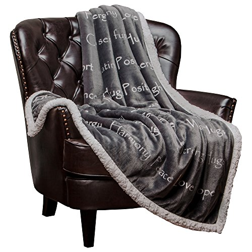 Chanasya Positive Energy Throw Blanket product image