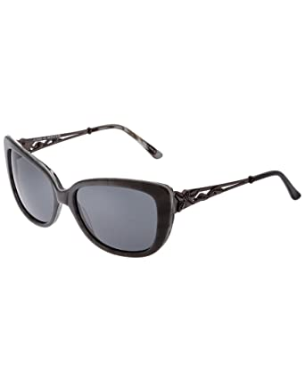 4b21b8655be Image Unavailable. Image not available for. Color  Judith Leiber Womens  Women s Jl 5009 00 Sunglasses