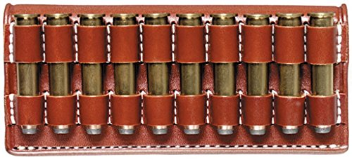 Triple K Rifle Cartridge Carrier, Walnut Oil