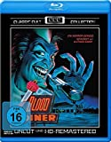 Blood Diner - Uncut (Classic Cult Edition) [Blu-ray]