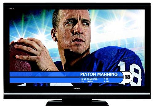 Sony BRAVIA V-Series KDL-40V5100 40-Inch 1080p 120Hz LCD HDTV (46 Inch Smart Led Tv)