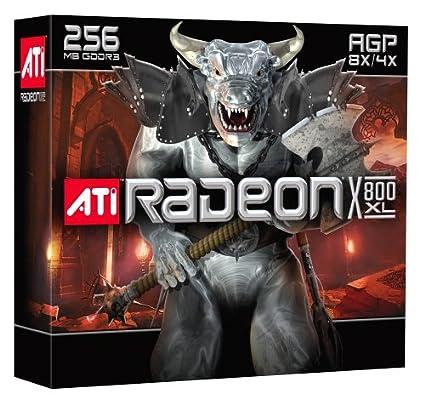 ATI RADEON X800XL 256MB WINDOWS 7 64BIT DRIVER