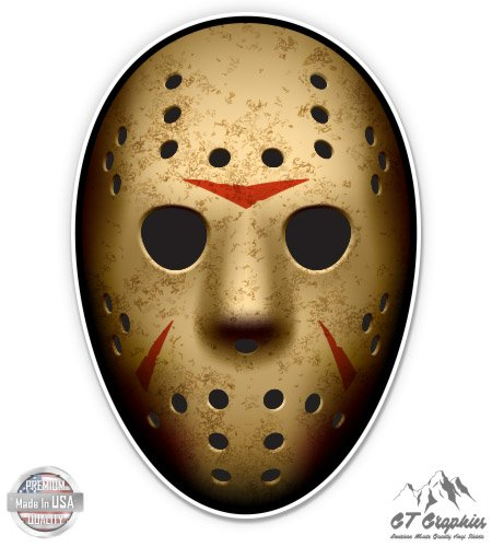 Hockey Horror Mask - 3