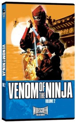 Amazon.com: Venom of the Ninja, Vol. 2: Alexander Lo Rei ...