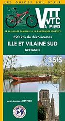 Bretagne : Randonnées, VTT, VTC, à pied en Ille-et-Vilaine sud