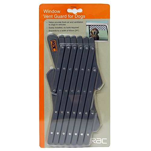 Pet Brands RAC Window Vent Guard For Dogs (Assorted Colors) (One Size) (Assorted)
