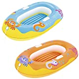 Bestway 54 x 35-inches Happy Crustacean Jnr Boat