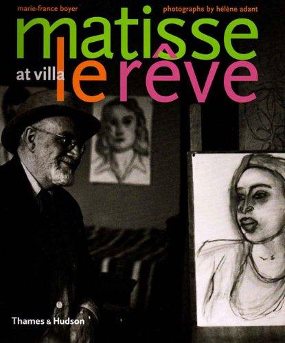 Matisse at Villa Le Reve
