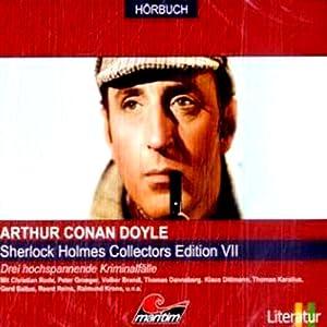 Sherlock Holmes Collectors Edition VII Hörspiel