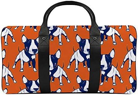 ボストンバッグ ダッフルバッグ フレンチブルドッグ 子犬 スポーツバッグ 旅行バッグ 旅行カバン メンズ レディース ジムバッグ キャリーオンバッグ 大容量 トラベルバッグ 収納バッグ ショルダバッグ カート固定ロープ付き
