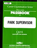 Park Supervisor, Jack Rudman, 0837315638