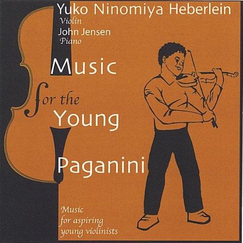 The Boy Paganini, Fantasia for Violin and Piano