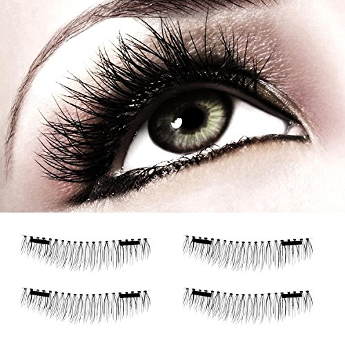 Leegoal(TM) False Magnet Eyelashes
