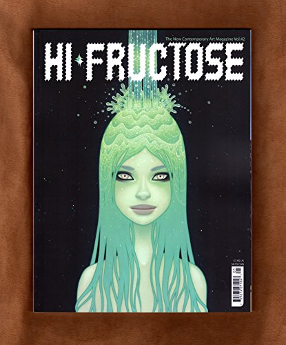 Hi Fructose Magazine 42 New Contemporary Art Magazine - New Moon Magazine