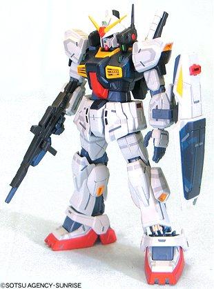 HCM-Pro 13-00 1/200 RX-178 ガンダムMk-II エゥーゴ (塗装済み完成品) (機動戦士Zガンダム)の商品画像
