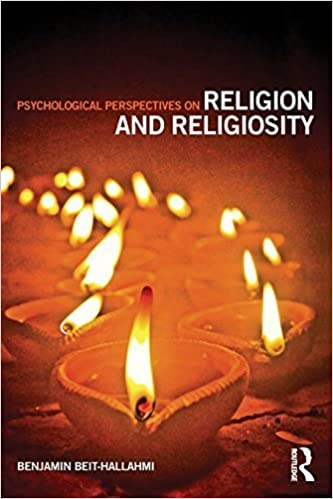 Book Psychological Perspectives on Religion and Religiosity by Benjamin Beit-Hallahmi (2014-08-16)