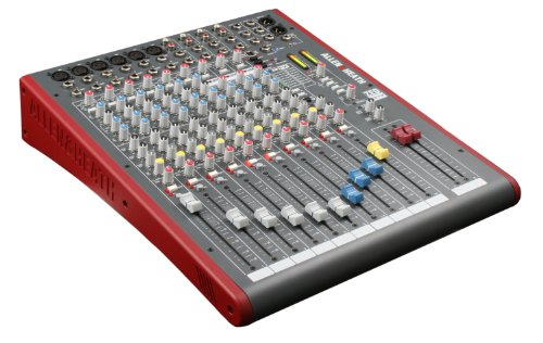 Allen & Heath ZED-12FX 12-Channel Mixer with USB Interface and Onboard EFX