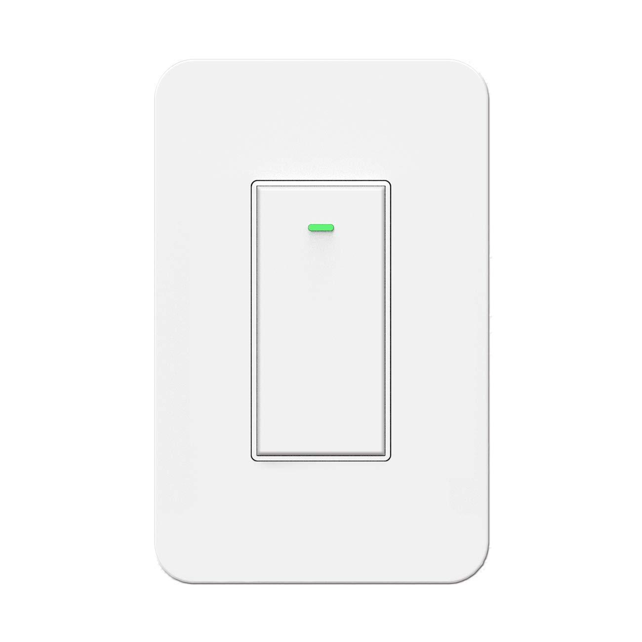 3 way smart switch wifi 3 way light switch compatible with alexa3 way smart switch wifi 3 way light switch compatible with alexa google assistant and ifttt amazon com