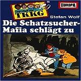 086/die Schatzsucher-Mafia Schlägt zu [Musikkassette]