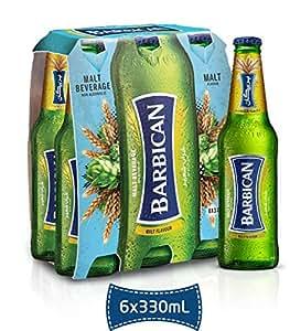 Amazon Com Barbican Malt Beverage Quot Non Alcoholic Quot Drink