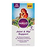 Halo Purely for Pets 10072 Joint & Hip Support Supplement, One Size