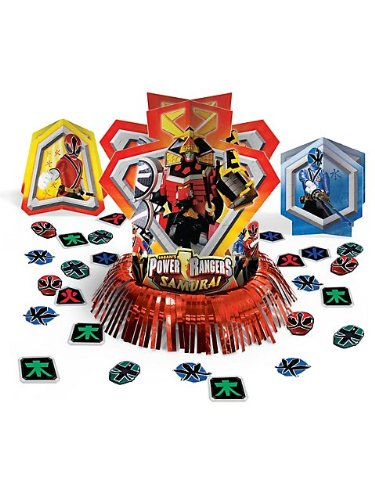 power rangers samurai birthday - 1