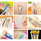 ZIJING school children Kids handwriting Mechanical Pencil set ,set of 10assorted style mechanical pencils + 5pcs refill lead case